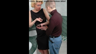 Slideshow with Finnish Captions: Russian Mom Alice 6