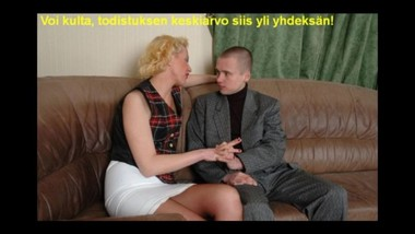 Slideshow with Finnish Captions: Russian Mom Alice 5