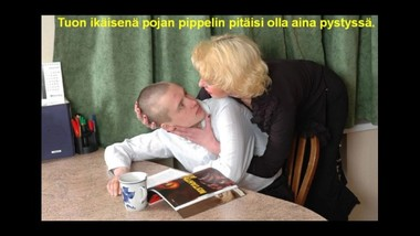 Slideshow with Finnish Captions: Alice 4