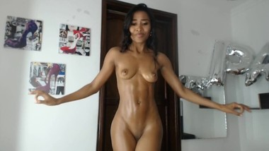 Black latina very hot dance