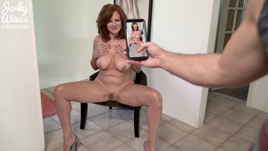 Andi James in StepMom Helps with My College Application