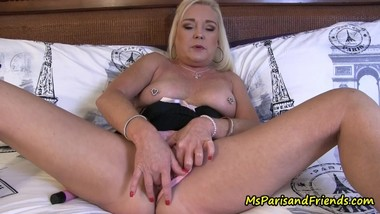Step-Mommy Masturbates for Her STEP-SON Jerbear