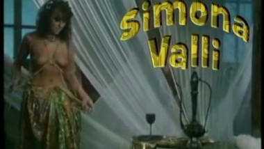 Simona Valli - Vintage Double Penetration (90's Dance music) PMV