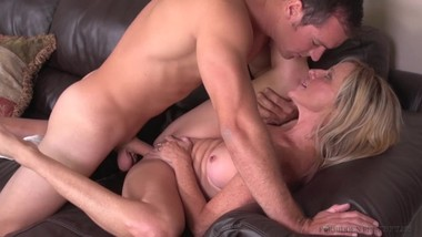 Stepmom Jodi West breaks in stepson